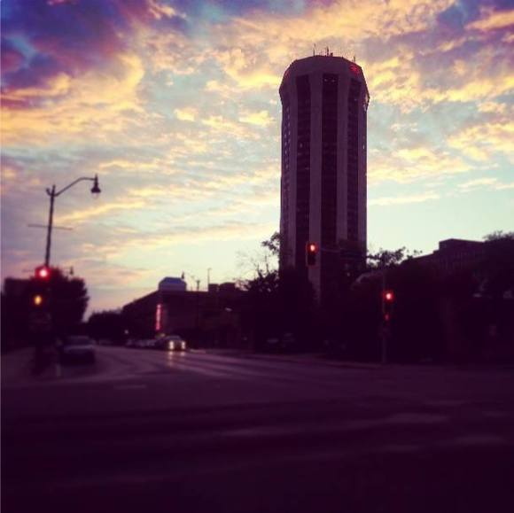 Downtown Springfield, IL. Photo by Lauren Leone-Cross