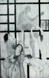 La Maison en papier - 1906