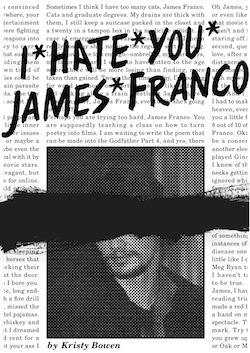 i hate you james franco