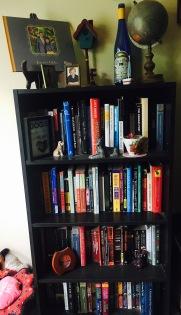 Chloe bookshelf