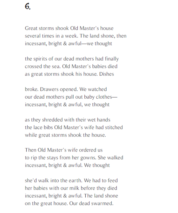 hymn for the black terrific petrosino kiki