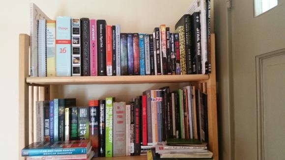 Tierney Bailey Bookshelf 1