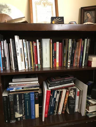 jeremy's bookshelf